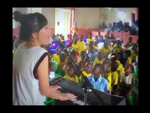 [LIVE STREAM] Dami Im - Compassion-Au Concert in Africa Uganda! - Charity work