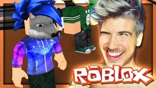 PLAYING ROBLOX FOR THE FIRST TIME!