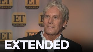 Michael Bolton Talks Being A 'Young Legend' | EXTENDED