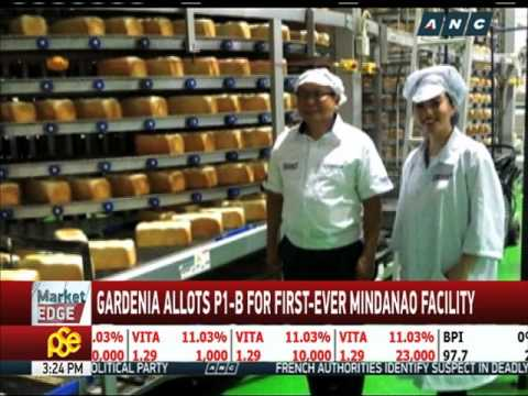Gardenia allots P1-B for first-ever Mindanao facility