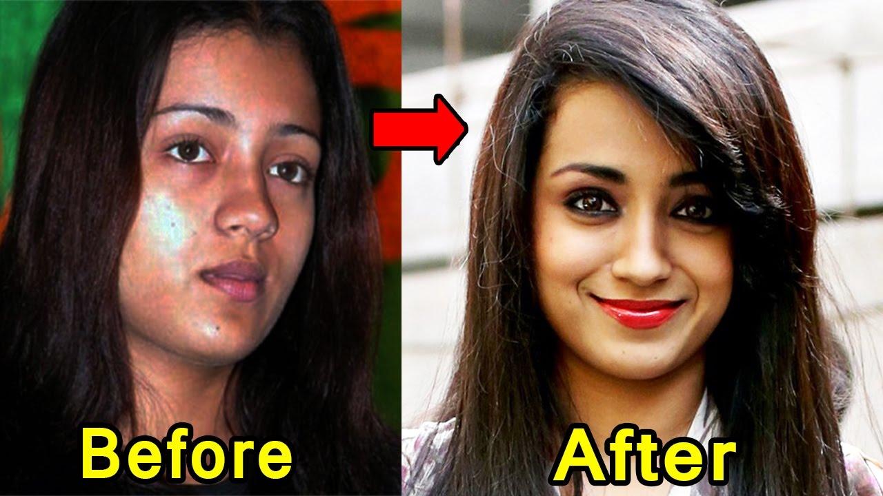 south indian actress without makeup photos - wavy haircut