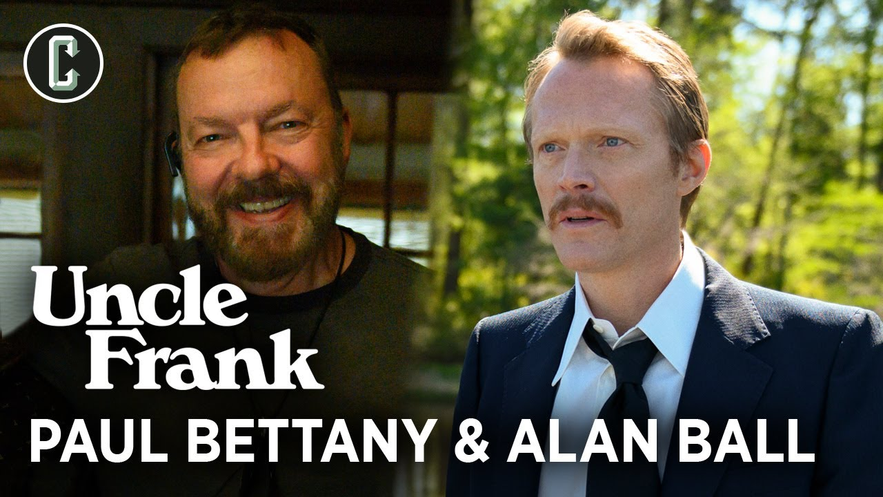 Paul Bettany and Writer/Director Alan Ball on 'Uncle Frank' and 'WandaVision'