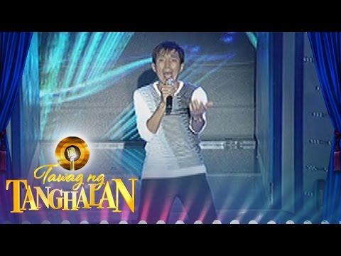 """Tawag ng Tanghalan: Jaime Navarro - """"Kasalanan"""""""