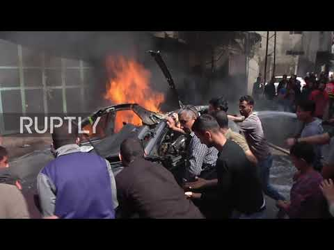 State Of Palestine: Hamas Official Reportedly Killed In Israeli Air Strike