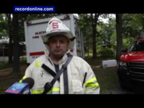 Town of Ulster fatal fire