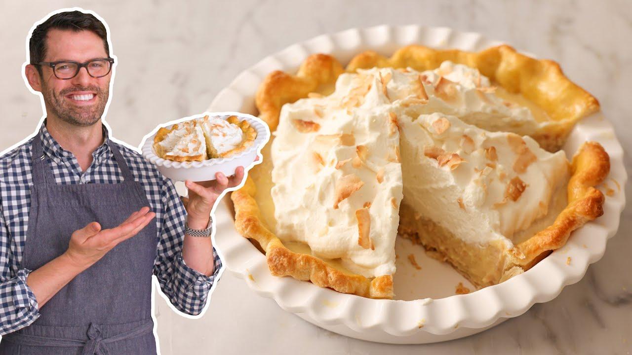 Download Amazing Coconut Cream Pie From Scratch