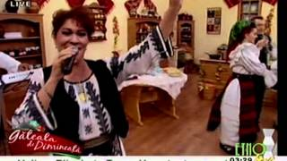 LUMINITA TICLEANU SI TRITON - LA FANTANITA DIN POARTA , live etno tv