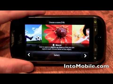 YouTube - -T-Mobile MyTouch 4G Slide camera test--.flv