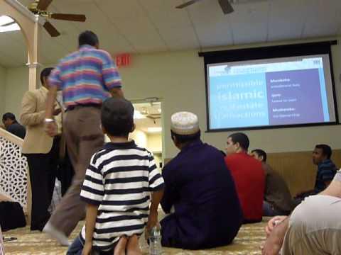 Shariah Home Financing Seminar at BHICNY - presented by University Bank