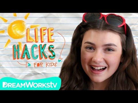 Summer Boredom Hacks | LIFE HACKS FOR KIDS