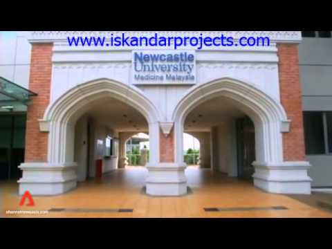 Iskandar -  A Livable Metropolis in the making
