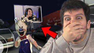 DEGOBOOM APARECE EN EL JUEGO DEL HELADERO !! NUEVO SECRETO - Ice Scream 2 (Horror Game)