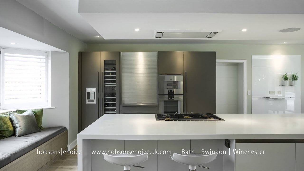 Hobsonschoice Bulthaup Kitchen Projects YouTube - Kitchens and bathrooms by design