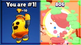 WE FOUND THE COUNTER to BAND-AID SHELLY | Brawl Stars
