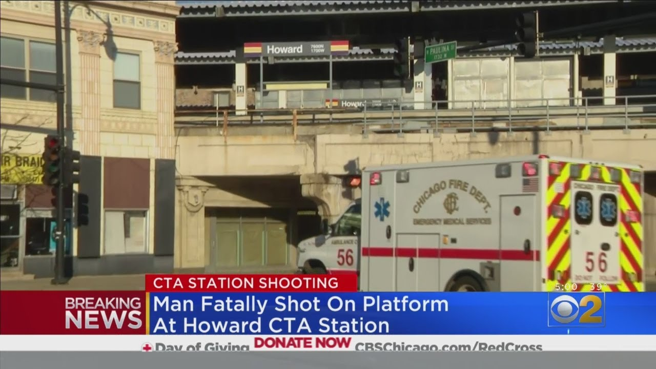 CTA Shooting Leaves One Man Dead