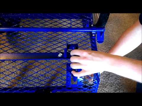 Dog Cart Assembly Instructional Video