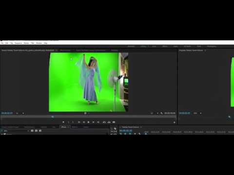 How to green screen Premiere Pro CC 2015