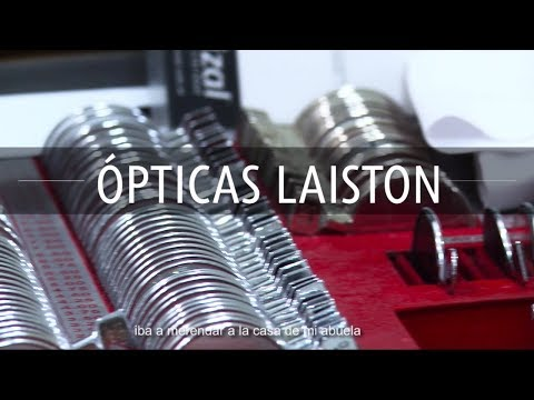 Ópticas Laiston: Vi nichos que otros no ocupaban
