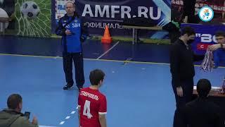 Мини футбол в школу Краевые финалы в Ставрополе 03 03 2021