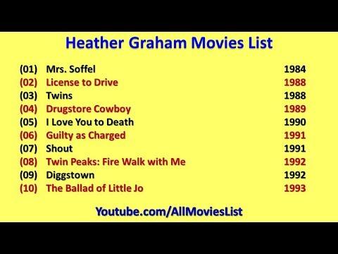 Heather Graham Movies List