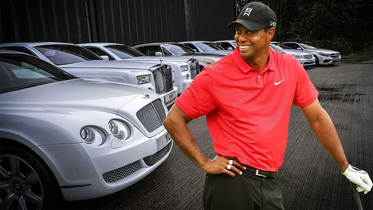 Tiger Woods - Rich Life, Net Worth, Cars Collection ...