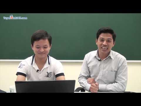 Giao lưu trực tuyến chủ đề: Nền móng học tốt Vật lý 12 cùng thủ khoa Phạm Xuân Cảnh