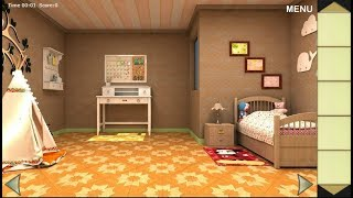 F512 Kids Dream Room Escape Walkthrough [Flash512] Original game: h...