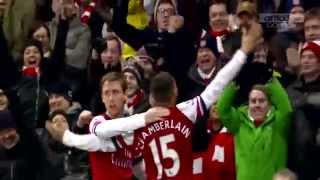 Alex Oxlade Chamberlain - Top 5 Assists and Goals