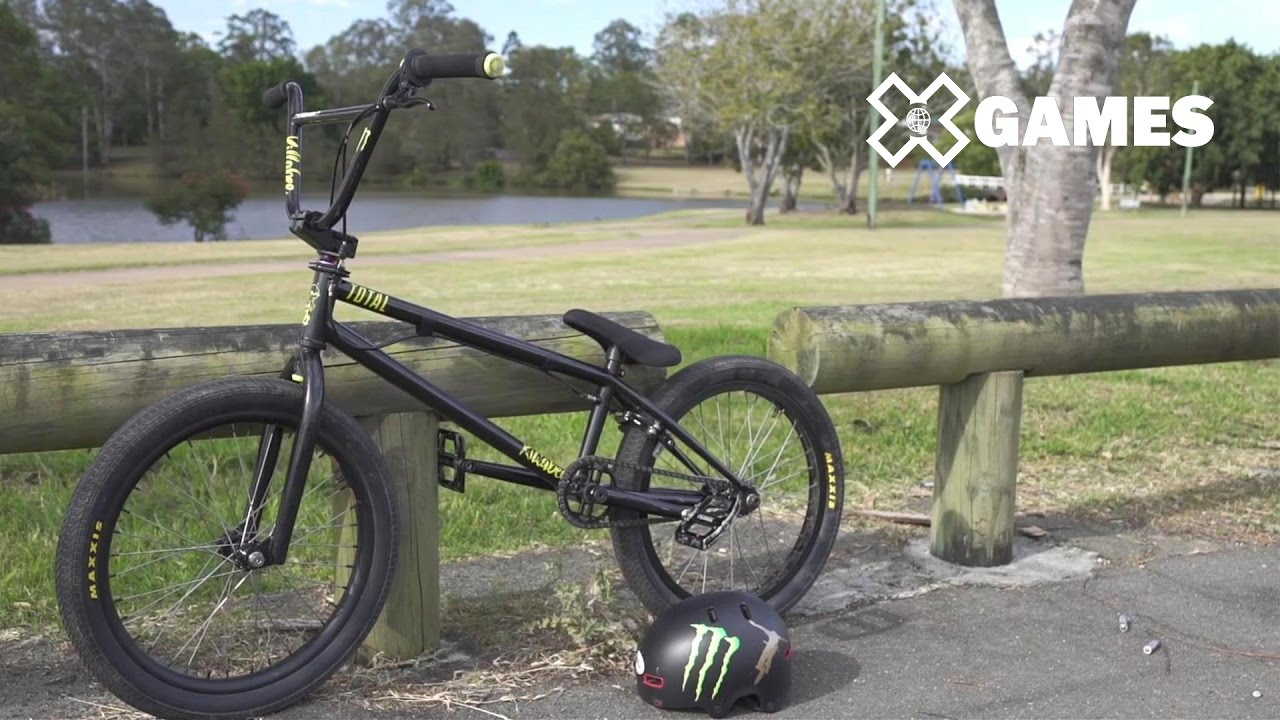Kyle Baldock Project: Bike Check | X Games