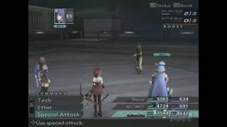 Xenosaga Episode III: Also Sprach Zarathustra PlayStation