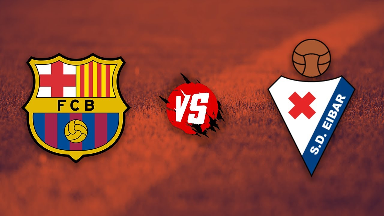 Barcelona vs Eibar | Dónde ver en vivo | LaLiga 2020 - YouTube