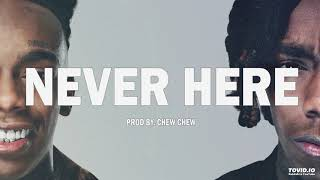 Free YNW Melly Type Beat | Never Here | Melly Vs Melvin Type Beat | Prod By. Chew Chew