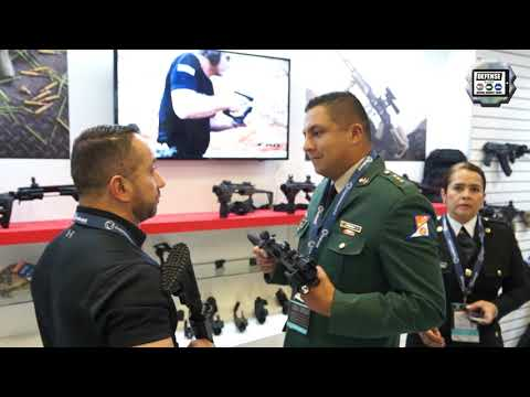 Expodefensa 2019 - with some Exhibitors by Defense Web TV