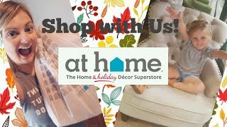 SHOP WITH ME & HAUL AT HOME | FALL DECOR SHOPPING & HAUL 2018| CountryBarbie15