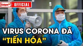 Virus Corona đã 'TIẾN HÓA' khác biệt rõ rệt giữa 2 phiên bản