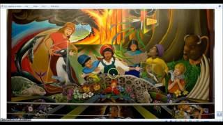 Thanksgiving Google Doodle Shows Rev 9 Beast Rising. Illuminati Freemason Symbolism.