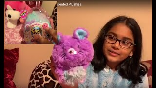 Toy Opening  Pikmi Pop surprise scented Plushies  kids