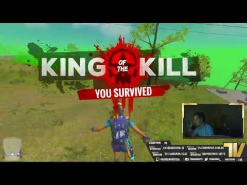H1Z1 18 Kill Win! (North America!)