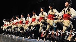 Ensemble National de Serbie LOLA - 33ème Festival Mondial de Folklore de la Ville de Saint-Ghislain