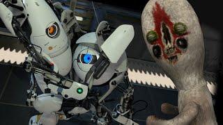 Portal 2 SCP Containment Breach [V.4] [Omega]
