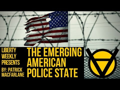 The Emerging American Police State: Liberation Library [5]