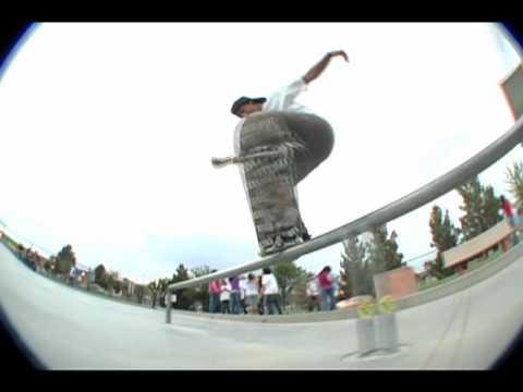 St. George Skatepark Pablo Gonzalez