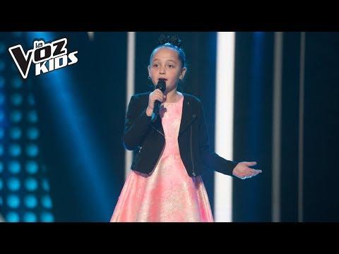 Sofi canta Corre - Audiciones a ciegas | La Voz Kids Colombia 2018