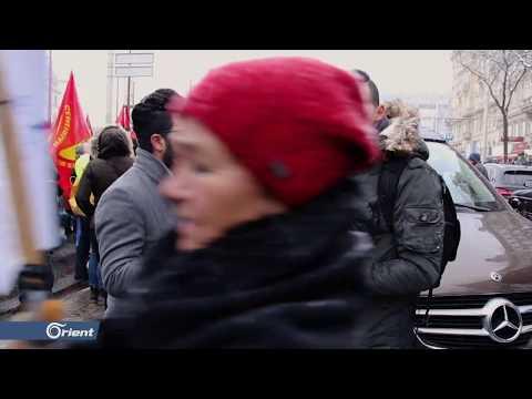 مظاهرة ضد اليمين المتطرف في فيينا  - 20:52-2018 / 12 / 15