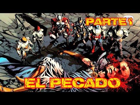 Vengadores : EL PECADO ORIGINAL - parte 1 - alejozaaap