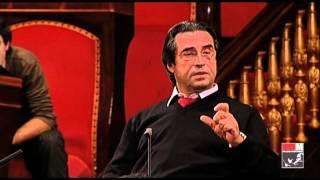 Riccardo Muti prova Verdi con l