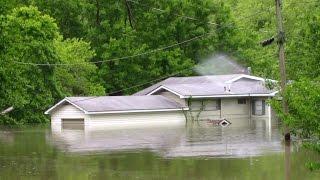 Flooding in Branson Missouri 2017!