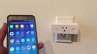 Wemo mini setup And troubleshooting (using Android phone for Demo)