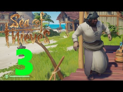 [3] Facy New Stuff! (Sea Of Thieves With Friends)
