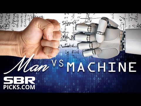 Man Vs. Machine NCAAF Picks | With Drew Martin & Ed Feng